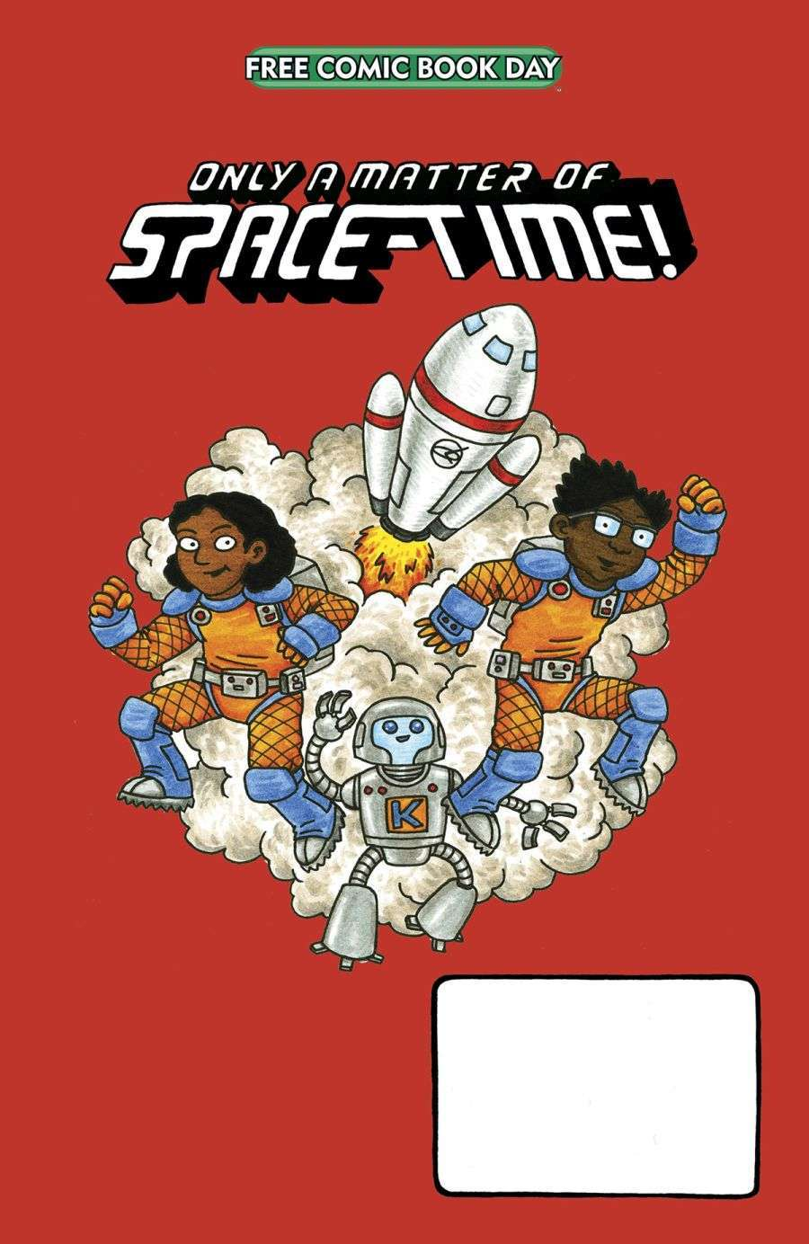 FCBD20_GOLD_Rand House_Only a Matter of Space Time