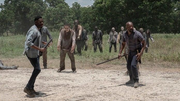 Fear the Walking Dead Season 5 Channel 5