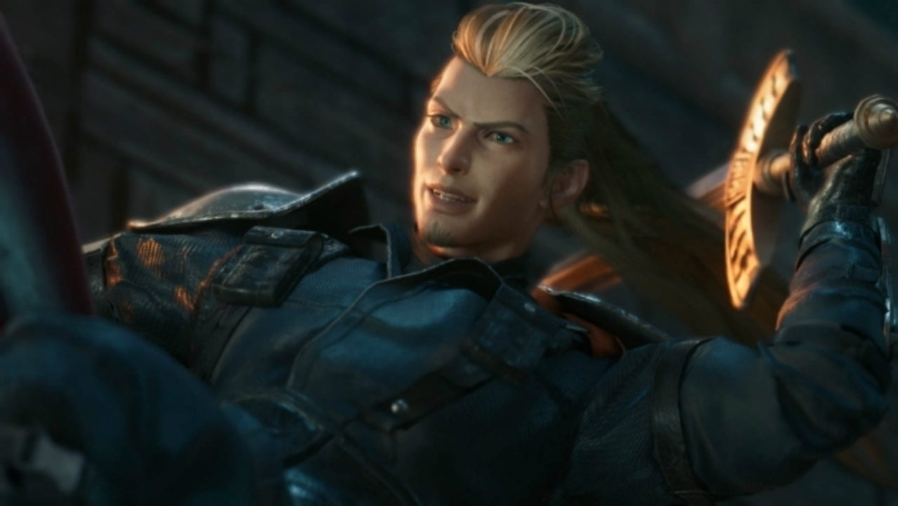 Final Fantasy 7 Remake Shares Best Look Yet At New Soldier Character
