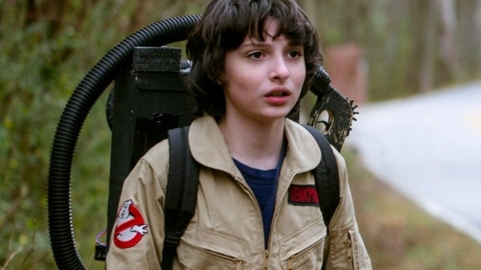 Finn Wolfhard Ghostbusters Stranger Things
