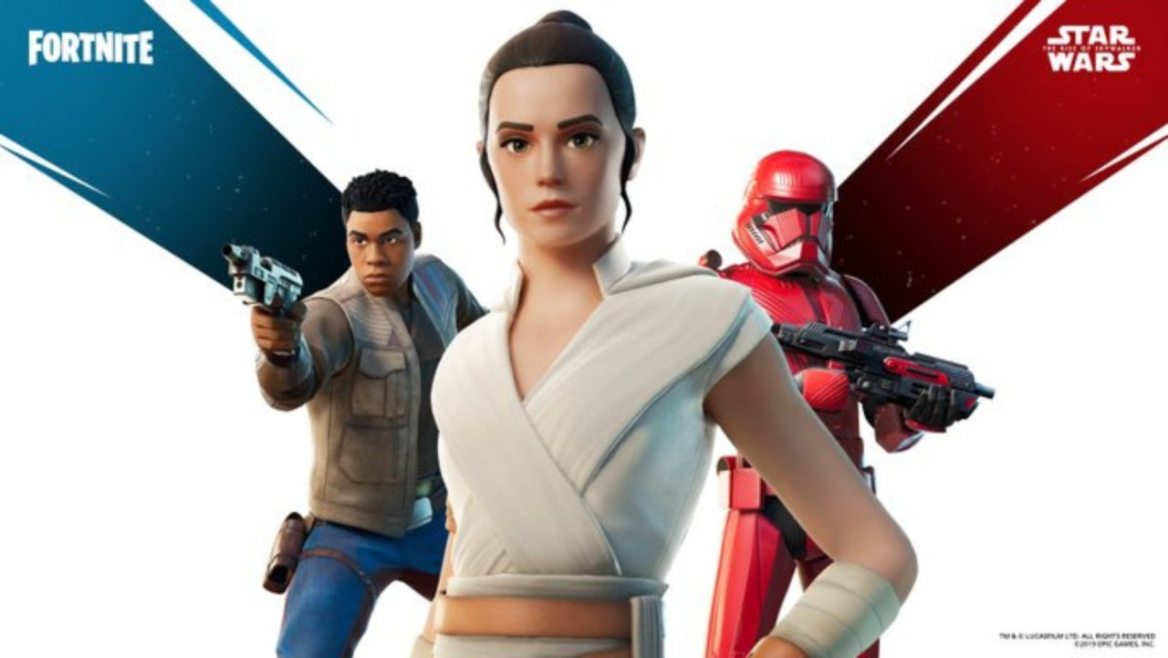 Fortnite Gets New Star Wars Outfits