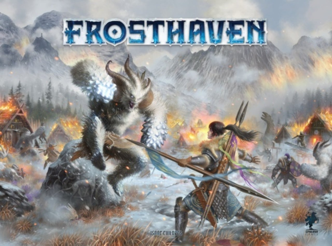 Frosthaven Reveals More Starting Classes, Other New Details