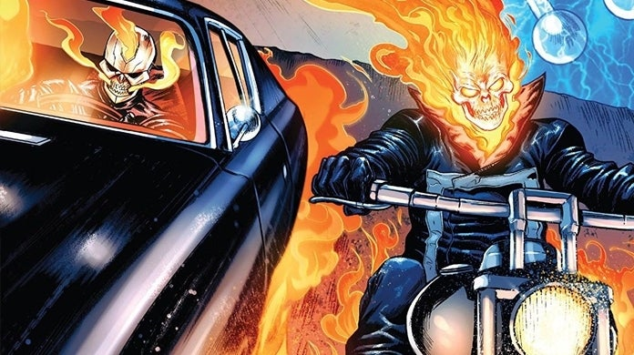 ghost rider hell charger