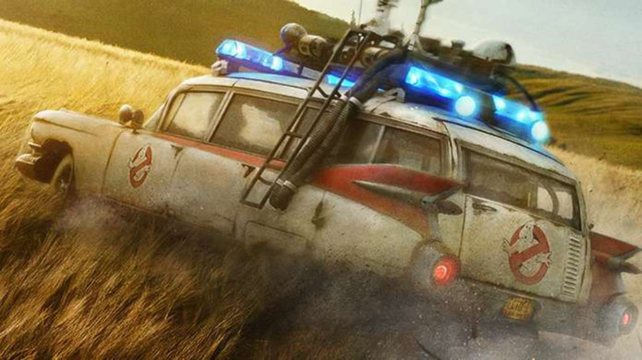 First Ghostbusters: Afterlife Poster Released