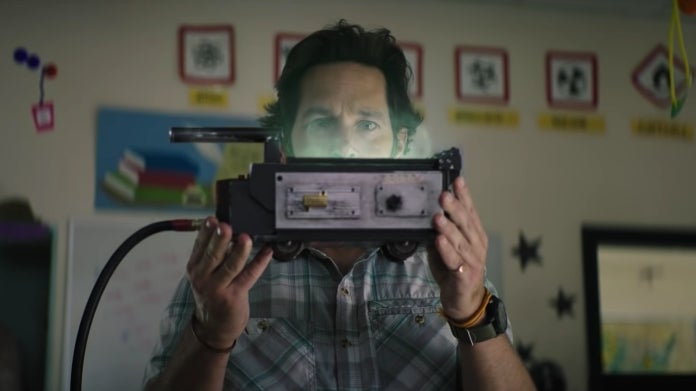 Ghostbusters Afterlife Paul Rudd