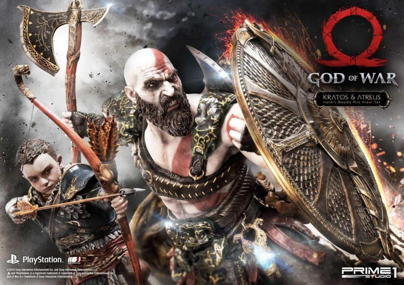 god of war prime 1 studio
