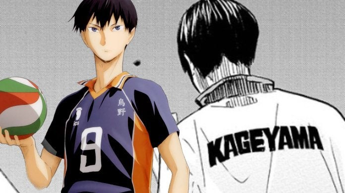 Haikyuu Timeskip Kageyama Chapter 378