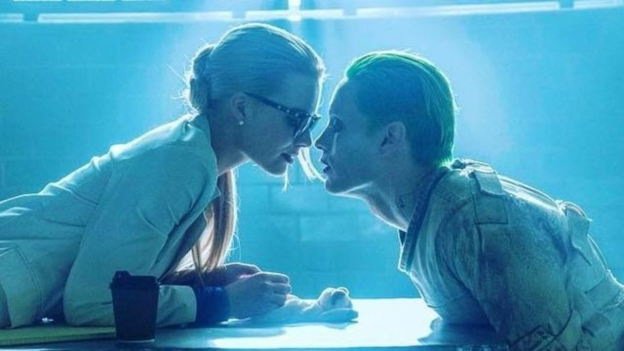 Margot Robbie Didn't Understand Harley Quinn and Joker's Suicide Squad Romance
