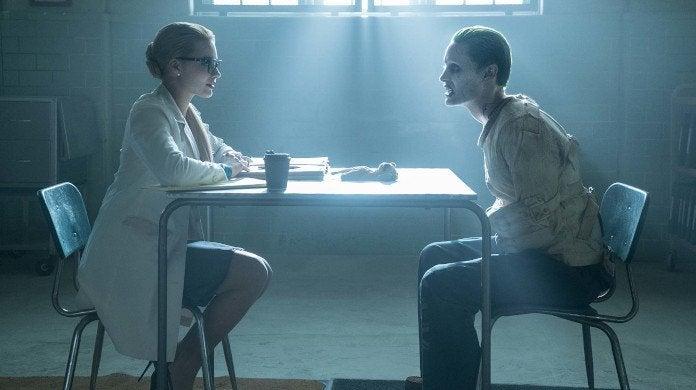 Harley Quinn Joker Suicide Squad DC