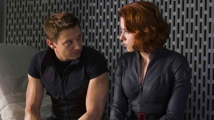 hawkeye black widow mcu