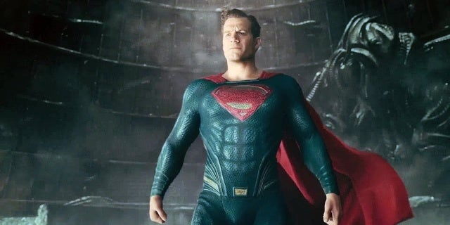 Henry Cavill Superman Justice League Release the Snyder Cut