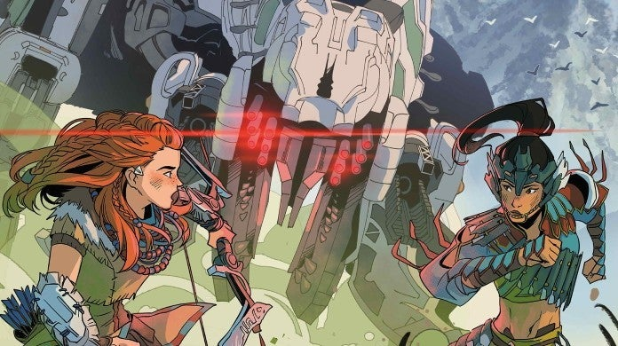 horizon zero dawn comic fcbd cover cropped hed