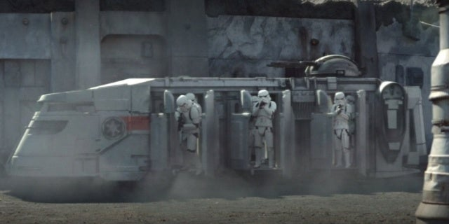 Star Wars: The Mandalorian Brings Back Toy Abandoned From Original Movie