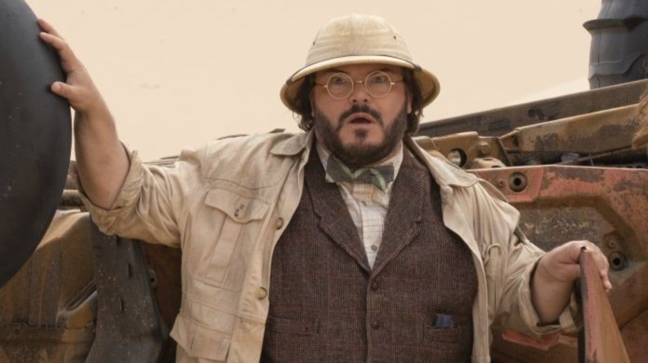Jack Black Is Retiring, Jumanji: The Next Level May Be His Last Movie