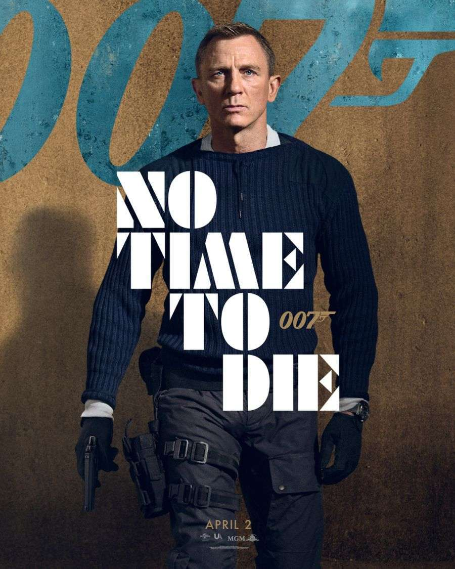Jame Bond 25 No Time To Die 02