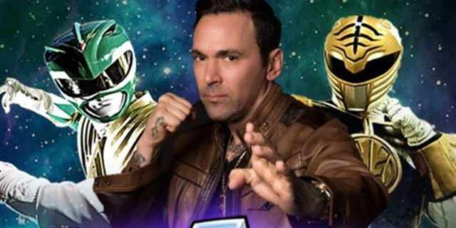 Power Rangers Star Jason David Frank Speaks About Man Who Plotted to Kill Him