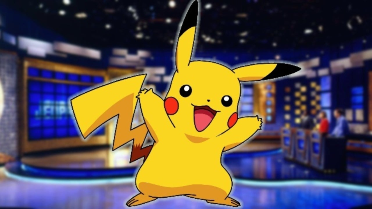 Here Are the Pokemon Questions on Jeopardy This Week