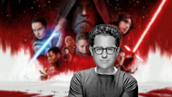 JJ Abrams Criticizes Star Wars The Last Jedi Rian Johnson