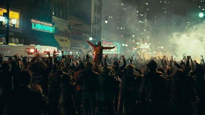 Joker movie rebellion