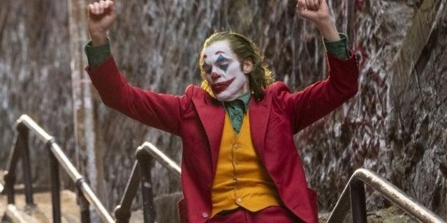 Joker Movie stairs