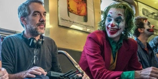 Joker Movie Todd Phillips Joaquin Phoenix