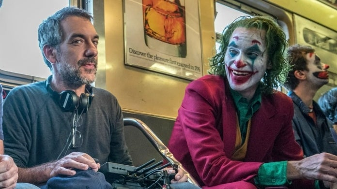 Joker Movie Todd Phillips Joaquin Phoenix