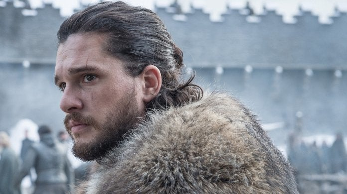 Jon Snow Kit Harington Game of Thrones