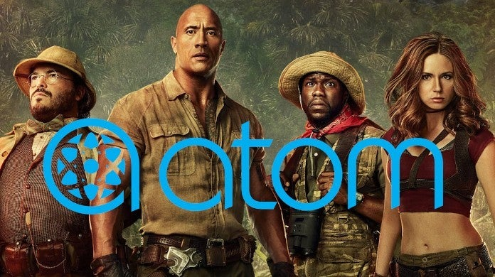 Jumanji 2 Next Level Atom Tickets Presales Promotion Free Movies Years