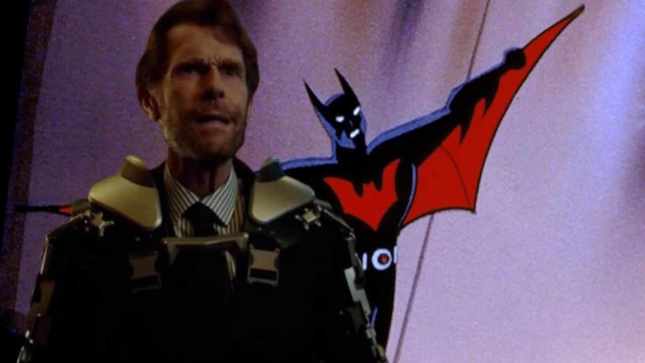 Kevin Conroy Would Love a Live-Action Batman Beyond Set in the Arrowverse
