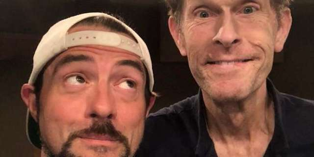 Kevin Smith Teases Secret Project With Batman Voice Actor Kevin Conroy