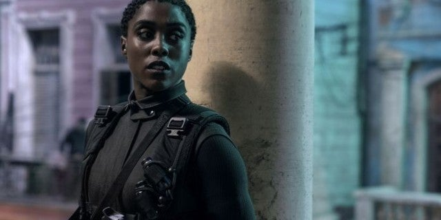 lashana lynch no time to die captain marvel