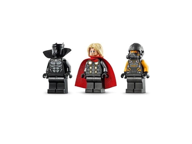電玩《漫威復仇者聯盟》的樂高組合暗示了兩位新英雄可能會參戰!