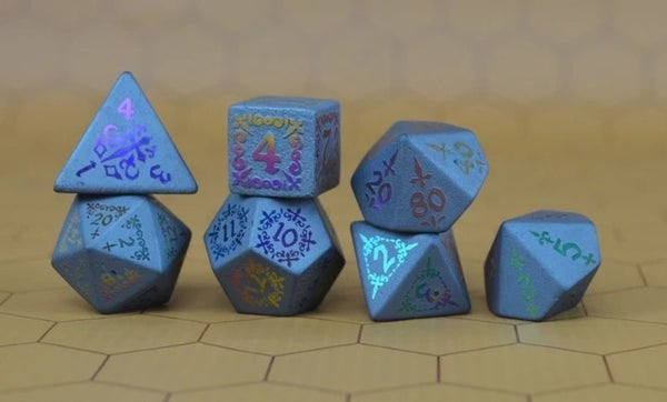 level up dice