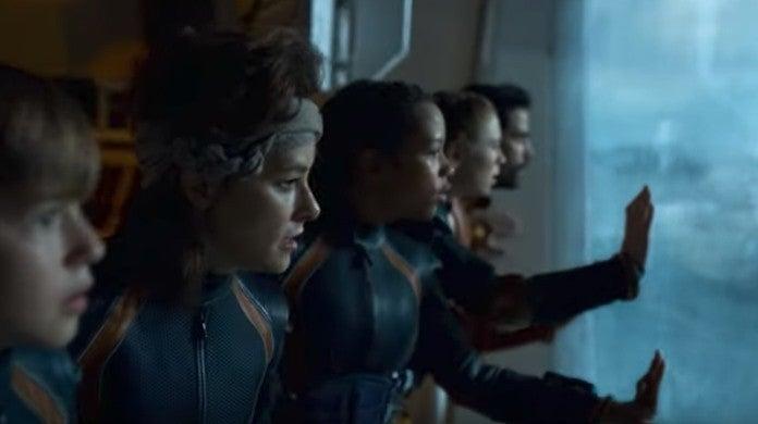 Lost In Space Season 2 Trailer