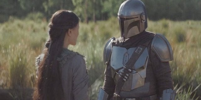 Star Wars: The Mandalorian Left a Boom Mic in Episode 4