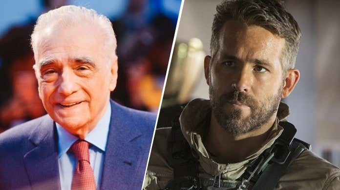 martin scorsese ryan reynolds