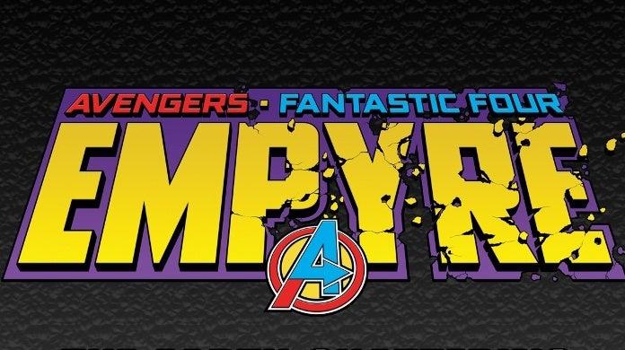 Marvel Avengers Fantastic Four Empyre Event Trailer