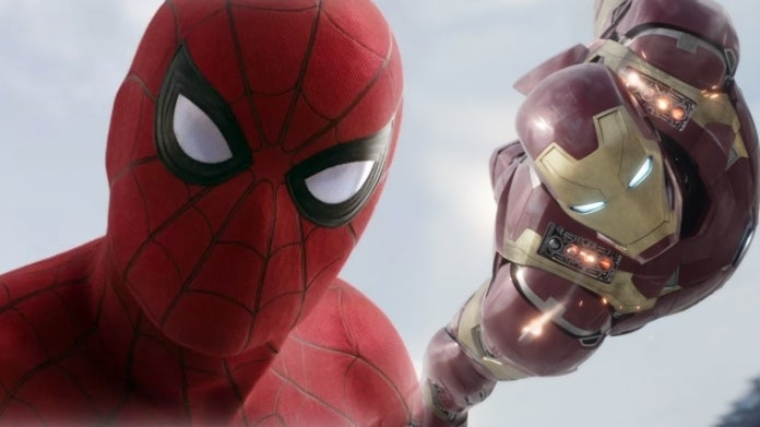 Marvel Captain America Civil War Spider-Man Iron Man comicbookcom