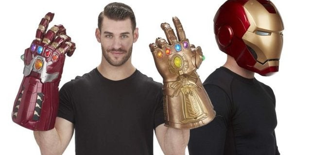 Cyber Monday: Save up to 50% on Marvel Legends Electronic Roleplay Gear