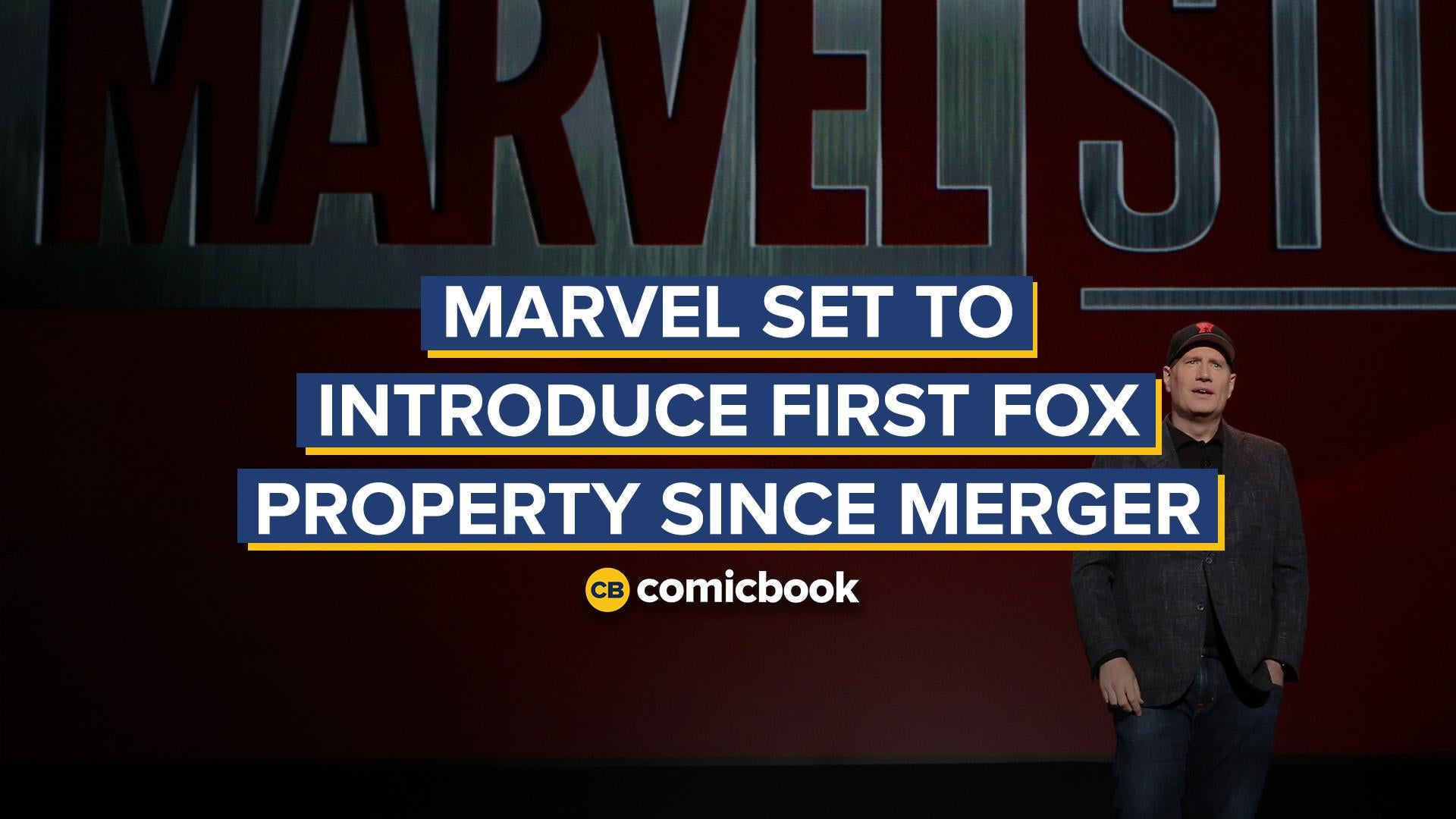 Marvel Set to Introduce First Fox Property Since Merger screen capture