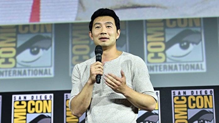 Marvel Shang-Chi Simu Liu Comic-Con