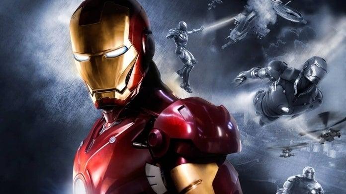 Marvel Studios Iron Man MCU
