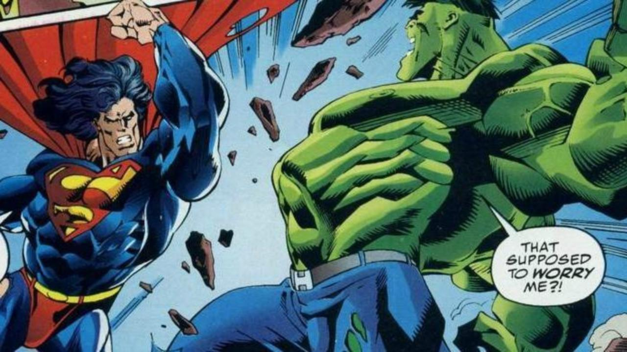 Doomsday Clock Claims The Incredible Hulk is Stronger Than Doomsday