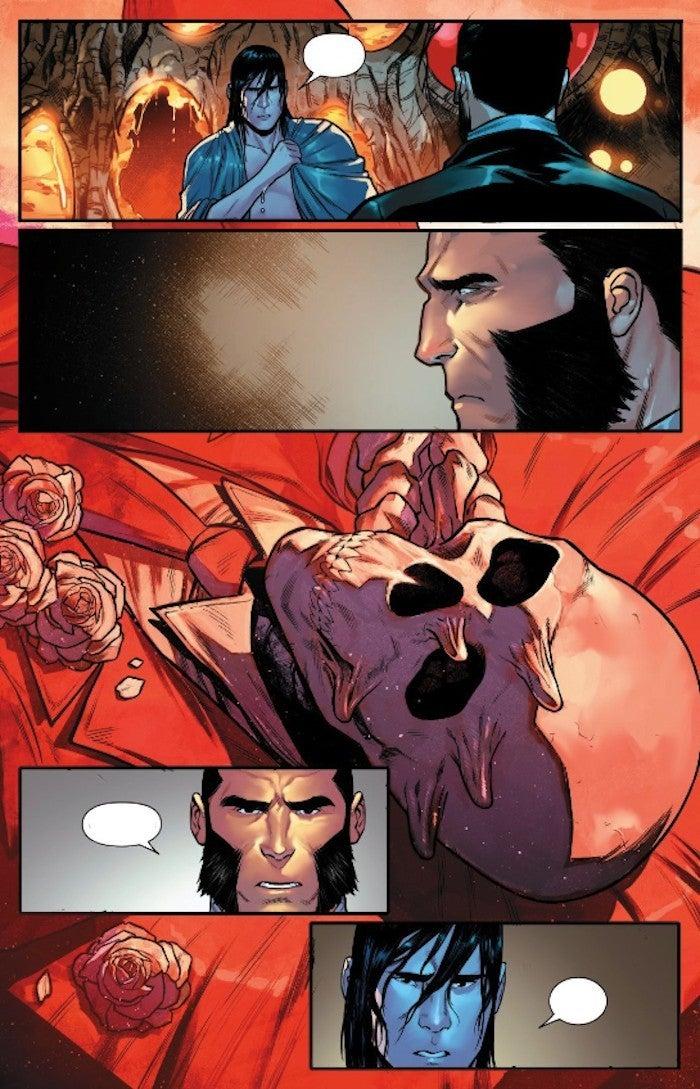 Marvel X-Men Marauders 3 Shinobi Shaw Returns Ressurected