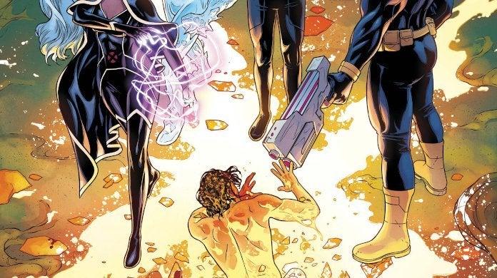 Marvel X-Men Marauders Shinobi Shaw Returns Ressurected