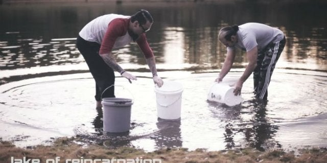 Watch: Matt Hardy Changes the Lake of Reincarnation Into a Pool, Teases Another Character Change