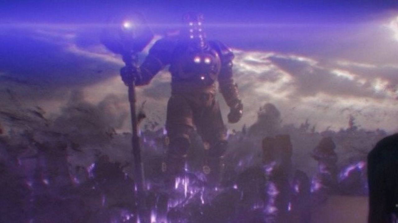 New The Eternals Set Video Teases Chaos and Destruction