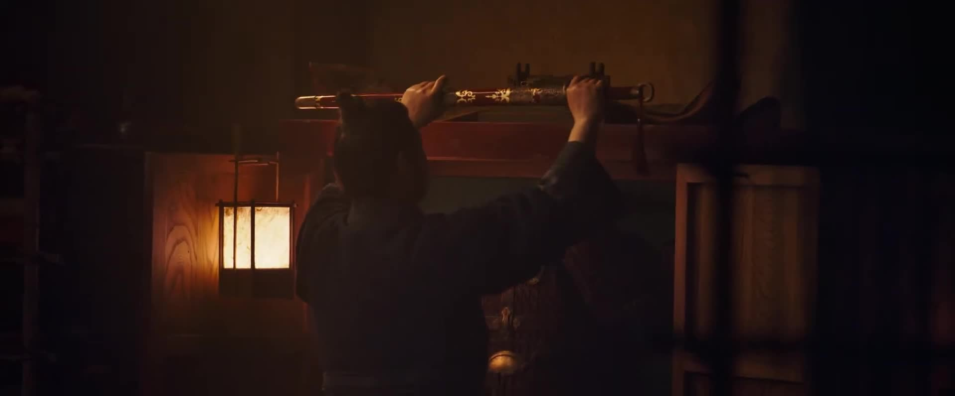 Mulan - International Trailer #1 [HD] screen capture