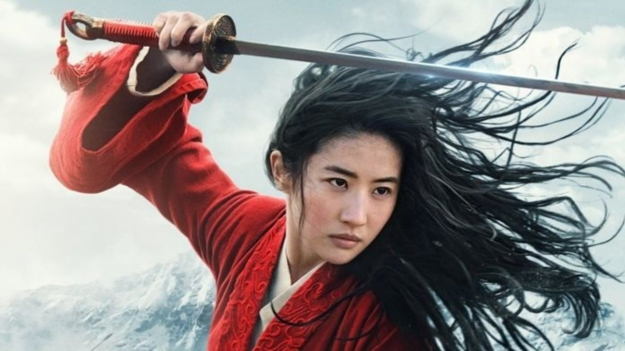 Disney's Mulan Poster Released, Trailer Announced
