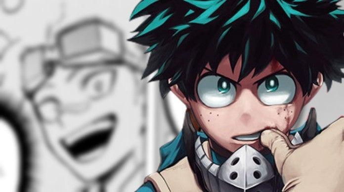 My Hero Academia Chapter 253 Shirakumo
